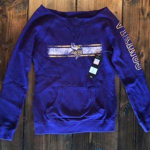 New Minnesota Vikings Sweatshirt